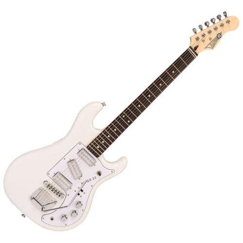 Rapier 33 Electric Guitar ~ Artic White