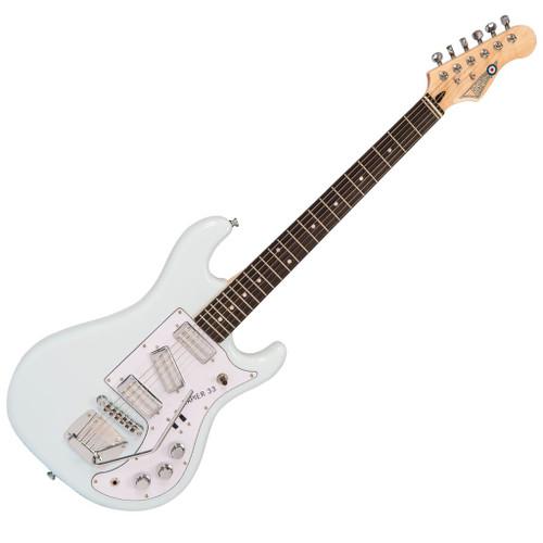 Rapier 33 Electric Guitar ~ Daphne Blue