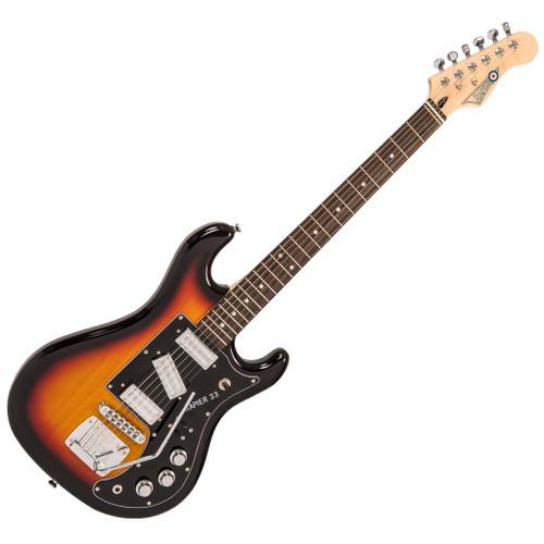 Rapier 33 Electric Guitar ~ 3 Tone Sunburst