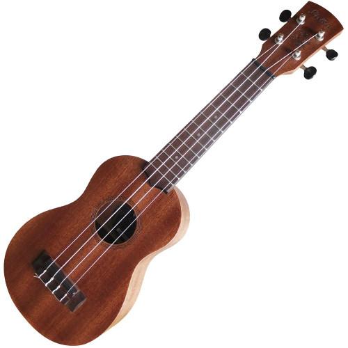 Laka Acoustic Ukulele & Bag ~ Soprano Left Hand - SPECIAL OFFER!!