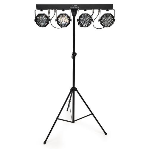 Kam LED PartyBar V2 ~ Inc lights, stand, carry bag, controller