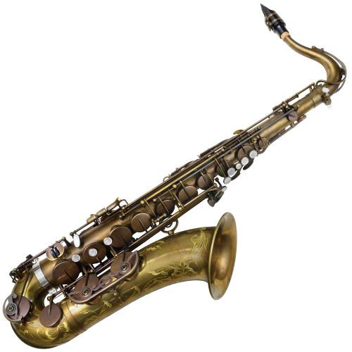 P Mauriat Ryan Saranich Tenor Saxophone