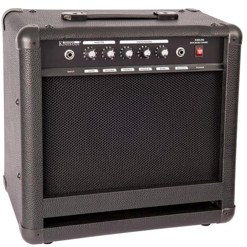 Kinsman 30W Bass Amplifier