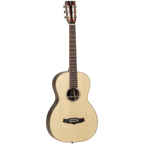 "<p>In stock and ready to ship at MorMusic</p><p>Seen it cheaper elsewhere? We'll aim to match or beat any like for like price!</p><p>Tanglewood TWJPS Parlour Acoustic, Spruce Top, Luxury Figured AMARA &amp; Spalted Mango B&amp;S</p> <h1 class=""product_title entry-title"">JAVA</h1> <h2>TWJP S</h2> <div class=""description""> <ul> <li><span>SHAPE:</span>&nbsp;Parlour</li> <li><span>TOP:</span>&nbsp;Spruce</li> <li><span>BACK:</span>&nbsp;Amara/Spalt Mango</li> <li><span>SIDES:</span>&nbsp;Amara</li> <li><span>NECK (MATERIAL):</span>&nbsp;Nato</li> <li><span>FINGERBOARD:</span>&nbsp;Sonokeling</li> <li><span>BRIDGE:</span>&nbsp;Sonokeling</li> <li><span>BINDING:</span>&nbsp;Mahogany</li> <li><span>SADDLE:</span>&nbsp;PPS, Compensating</li> <li><span>NUT (WIDTH):</span>&nbsp;PPS (43mm)</li> <li><span>SCALE LENGTH:</span>&nbsp;650mm</li> <li><span>MACHINE HEADS:</span>&nbsp;Open Back Nickel Vintage</li> <li><span>FINISH:</span>&nbsp;Natural Gloss</li> <li><span>EQ:</span>&nbsp;N/A</li> <li><span>STRINGS:</span>&nbsp;D&rsquo;Addario EXP16</li> <li><span>SKU:</span>&nbsp;TWJPS</li> <li><span>UPC:</span>&nbsp;810944011891</li> </ul> </div>"