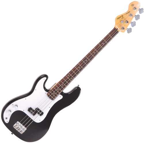 <p>In stock and ready to ship at MorMusic</p><p>Seen it cheaper elsewhere? We'll aim to match or beat any like for like price!</p><p>The ideal entry to bass playing, with rock solid bass performance, precise tone and superb playing dynamics. Couple to an 'easy-to-get-on-with' feel and first-class instrument balance for a full-size, long scale instrument the E4 bass guitars are your direct access straight into the world of full-on bass playing.</p>