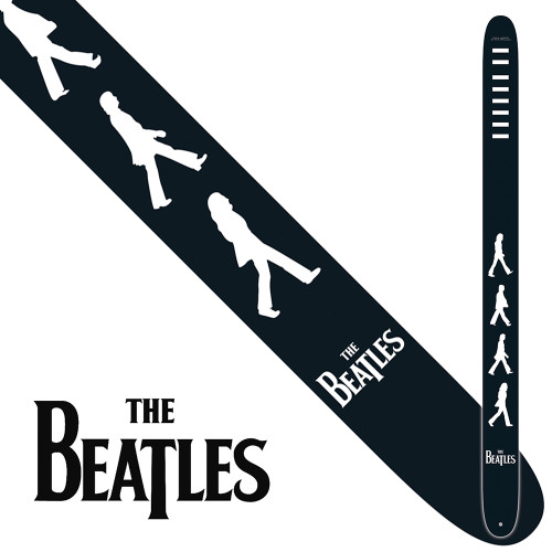 <p>In stock and ready to ship at MorMusic</p><p>Seen it cheaper elsewhere? We'll aim to match or beat any like for like price!</p><p>PERRI 6085 THE BEATLES 2.5 INCH STRAP - B&amp;W ABBEY ROAD</p>