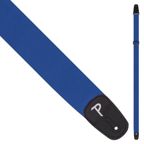 <p>In stock and ready to ship at MorMusic</p><p>Seen it cheaper elsewhere? We'll aim to match or beat any like for like price!</p>PERRI 1808   POLY PRO STRAP BLUE