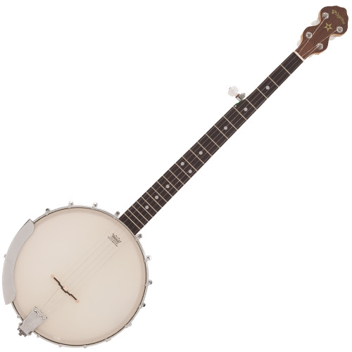 <p>In stock and ready to ship at MorMusic</p><p>Seen it cheaper elsewhere? We'll aim to match or beat any like for like price!</p>The Jubileeí«í´s classic lines and attention to detail combined with its outstanding playability and tonal characteristics is not only the ideal banjo for students taking their first steps, but also equally at home with more experienced players.