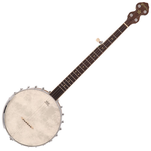 <p>In stock and ready to ship at MorMusic</p><p>Seen it cheaper elsewhere? We'll aim to match or beat any like for like price!</p>The JubileeåÕs classic lines and attention to detail combined with its outstanding playability and tonal characteristics is not only the ideal banjo for students taking their first steps, but also equally at home with more experienced players.