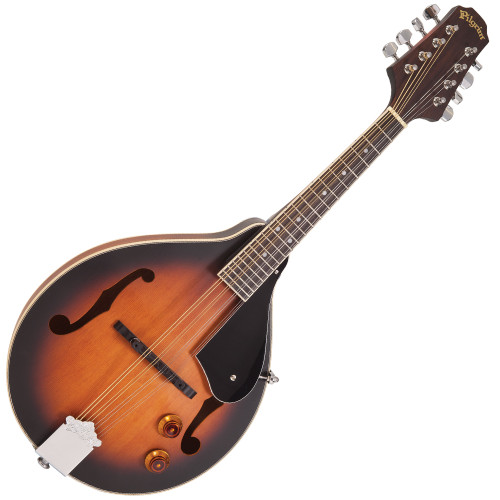 <p>In stock and ready to ship at MorMusic</p><p>Seen it cheaper elsewhere? We'll aim to match or beat any like for like price!</p>The Redwood Mandolin series from Pilgrim offers superb playability, excellent tonal characteristics and projection across the range. Available in A and F styles and including a classic ÌÎå«ÌÎÌÒFlatironÌÎå«ÌÎå´ model, the Redwood Mandolin series punch well above their weight.