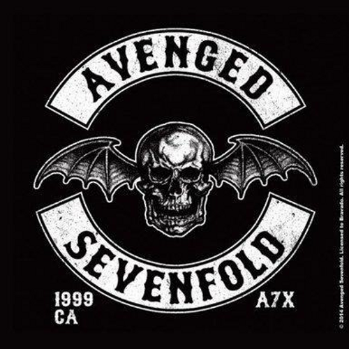 <p>In stock and ready to ship at MorMusic</p><p>Seen it cheaper elsewhere? We'll aim to match or beat any like for like price!</p><h1>AVENGED SEVENFOLD SINGLE CORK COASTER: DEATH BAT CREST</h1>