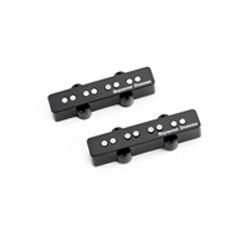 <p>In stock and ready to ship at MorMusic</p><p>Seen it cheaper elsewhere? We'll aim to match or beat any like for like price!</p>Summary Vintage voiced active 4-string Jazz Bass pickup set with increased output level, and classic exposed pole piece look. Description The AJJ-2 Lightning Rods are an active Jazz Bass set voiced for vintage-style tone, but with the benefit of higher active output level. The clear, articulate attack is in here, as well as the crisp highs and focused lows. All we did was boost the output a little. They have a traditional exposed poles look, and are a drop-in replacement for Fender American Standard 4-string Jazz Basses. Perfect for the player who wants vintage tone, but needs the consistent, steady signal level of an active pickup.Hand built in Santa Barbara, CA, the Lightning Rods use ceramic magnets, and come with 3-conductor leadwire.