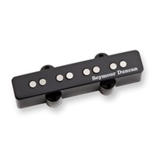 <p>In stock and ready to ship at MorMusic</p><p>Seen it cheaper elsewhere? We'll aim to match or beat any like for like price!</p>Summary Bridge pickup from the AJJ-2 Lightning Rods set. Get classic look with higher active output. Description The AJB-2 Lightning Rods is an active Jazz Bass bridge pickup voiced for vintage-style tone, but with the benefit of higher active output level. . The clear, articulate attack is in here, as well as the crisp highs and focused lows. All we did was boost the output a little. It has a traditional exposed poles look, and is a drop-in replacement for Fender American Standard 4-string Jazz Bass bridge position. Perfect for the player who wants vintage tone, but needs the consistent, steady signal level of an active pickup.Hand built in Santa Barbara, CA, the Lightning Rods use ceramic magnets, and come with 3-conductor leadwire.