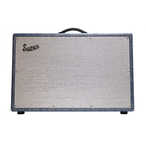"<p>In stock and ready to ship at MorMusic</p> <p>Seen it cheaper elsewhere? We'll aim to match or beat any like for like price!</p> <p>SUPRO BIG STAR 2 X 12 TUBE AMPLIFIER 25W W/TREMOLO</p> <div class=""tabbody mb10""> <p><em>A whole load of vintage 2x12 tone, packaged in a classic cabinet and built in NY, try the Supro 1688T Big Star on for size!</em></p> </div> <ul class=""altered_beast""> <li>Valve guitar combo amplifier</li> <li>All-tube vintage Supro circuit</li> <li>2 Channels with Parallel Link</li> <li>Tube Tremolo with footswitch jack</li> <li>2 x 12&rdquo; Supro DT12 speakers</li> <li>25-Watts Cathode Bias</li> <li>4x 12AX7EH valves and 2x 6973 power tubes</li> <li>Blue Rhino Hide Tolex</li> <li>Assembled in Port Jefferson, NY &ndash; USA</li> </ul>"