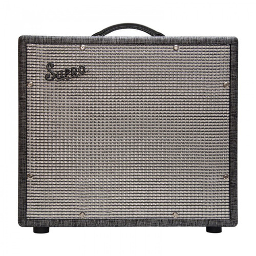 <p>In stock and ready to ship at MorMusic</p><p>Seen it cheaper elsewhere? We'll aim to match or beat any like for like price!</p><p>SUPRO SUPREME 1 X 12 EXTENSION CABINET</p> <p><span>Supro 1700 Ext Cab, 75W, 1x 12 Supro BD12 speaker, 8 Ohms, dimensions: 447 x 190 x 394mm</span></p>