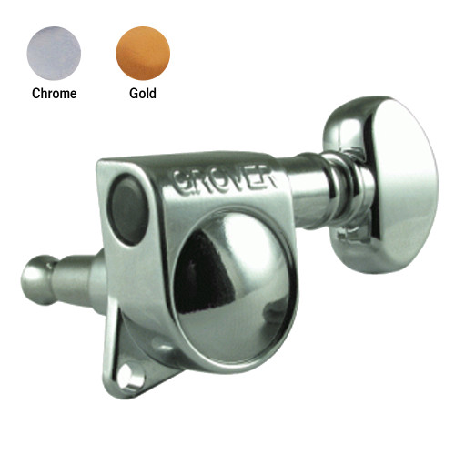 <p>In stock and ready to ship at MorMusic</p><p>Seen it cheaper elsewhere? We'll aim to match or beat any like for like price!</p>GROVER 6-IN-LINE MID-SIZE ROTOMATIC- GOLD