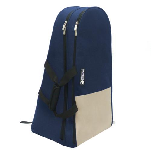 <div><b>BRASSWIND SOFTCASES</b></div><div><br></div><div>A great range of strikingly modern designs providing full instrument protection. Many cases include mouthpiece pouches and bell pad where necessary.</div><div><br></div><div><b>Specification</b></div><div>• Poly600D rip resistant fabric</div><div>• Soft velboa lining</div><div>• 20mm hi-density padding</div><div>• Padded handle</div><div>• Mesh pocket</div><div>• Easy-Fixing shoulder strap</div><div><br></div>
