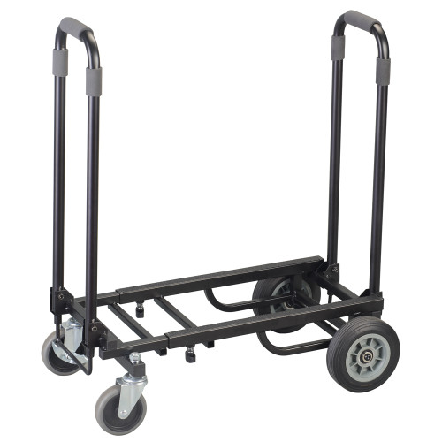 <p>In stock and ready to ship at MorMusic</p><p>Seen it cheaper elsewhere? We'll aim to match or beat any like for like price!</p><div>Ideal for the gigging musician the Kinsman Trolley is a compact, easy to assemble solution for transporting heavy speaker cabinets, drum cases rack boxes etc. With multi-directional castors the Trolley is easy to manoeuvre and has twin handles which also help to hold the load in place. The trolley can also be used upright åÔsack-barrowåÕ&nbsp;</div><div>style and folds away neatly when not in use.<br><br></div><div>Max load: 250Kg</div>
