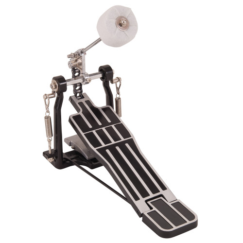 <p>In stock and ready to ship at MorMusic</p><p>Seen it cheaper elsewhere? We'll aim to match or beat any like for like price!</p>Chain driven, 2pc footplate, two adjustable tension springs and felt beater.