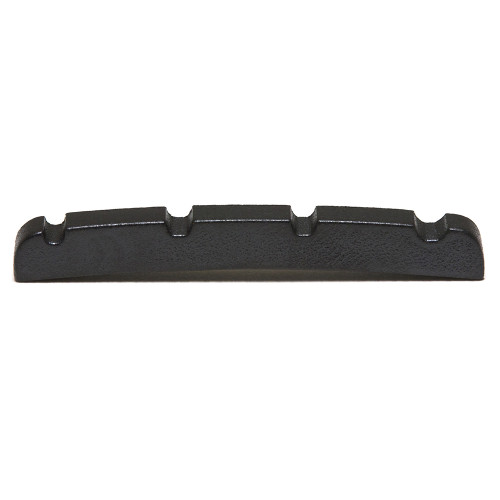 <p>In stock and ready to ship at MorMusic</p><p>Seen it cheaper elsewhere? We'll aim to match or beat any like for like price!</p>GRAPHTECH BLACK TUSQ XL NUT - FENDER JAZZ 4 STRING