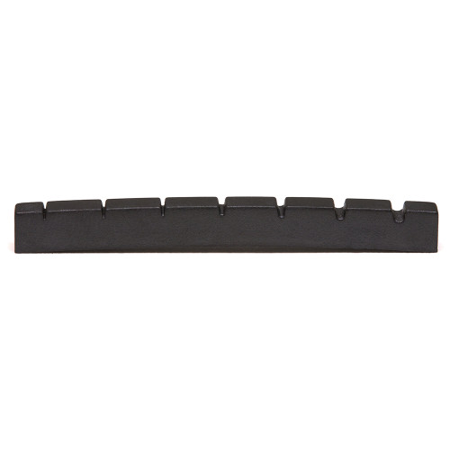 <p>In stock and ready to ship at MorMusic</p><p>Seen it cheaper elsewhere? We'll aim to match or beat any like for like price!</p>GRAPHTECH BLACK TUSQ XL NUT - SLOTTED ST 7 STRING