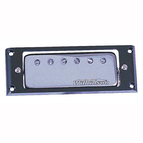 <p>In stock and ready to ship at MorMusic</p><p>Seen it cheaper elsewhere? We'll aim to match or beat any like for like price!</p>These versatile narrow field humbuckers, with Alnico V magnets, have a sound all of their own. The perfect cross between the high end of a single coil and the warmth of a humbucker, with the added bonus of -no noiseåÕ. Available with either chrome or gold cover options, complete with their own black collar surrounds.