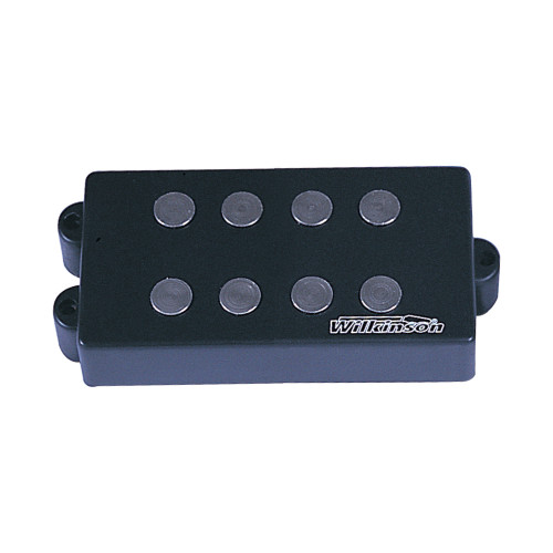 <p>In stock and ready to ship at MorMusic</p><p>Seen it cheaper elsewhere? We'll aim to match or beat any like for like price!</p>Large double-row polepiece design for this humbucking bass pickup offers a big-toned output. Featuring ceramic magnets, these pickups have a high harmonic content reinforced with fat and funky bass tones.