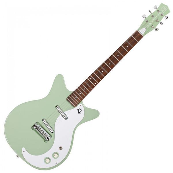 DANELECTRO '59M NOS ELECTRIC GUITAR - KEEN GREEN - SPECIAL OFFER!!