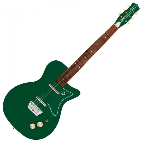 DANELECTRO '57 ELECTRIC GUITAR - JADE