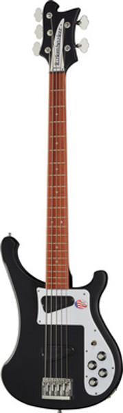 Rickenbacker 4003S5 5-String Bass - Matte Black