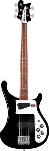 Rickenbacker 4003S5 5-String Bass - Jetglo