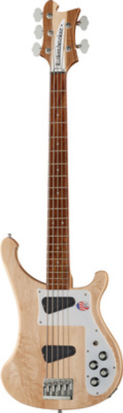 Rickenbacker 4003S5 5-String Bass - Mapleglo