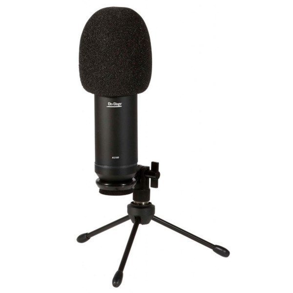 On-Stage USB Microphone Kit