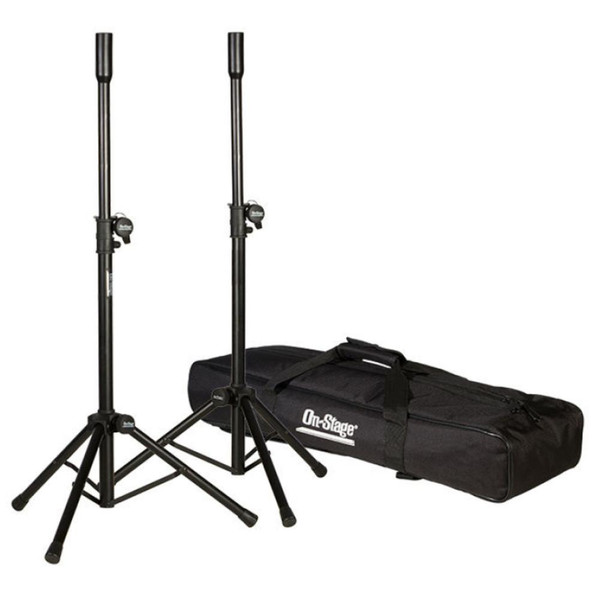 On-Stage Mini Speaker Stand Pack