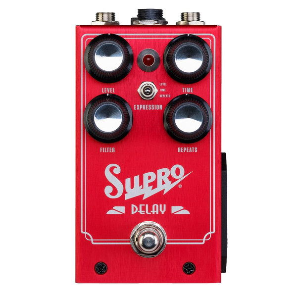 Supro Analog Delay Effect Pedal - SPECIAL OFFER!!