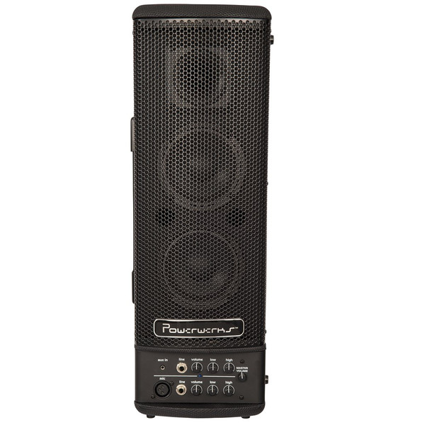 Powerwerks Tower PA Battery Powered ~ 40W - SPECIAL OFFER!!