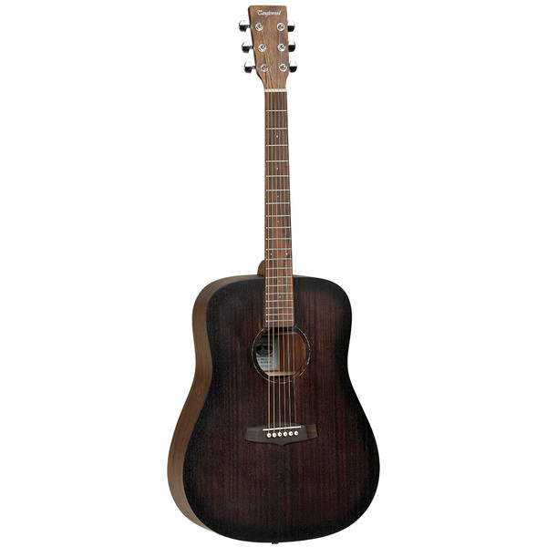 <p>In stock and ready to ship at MorMusic</p><p>Seen it cheaper elsewhere? We'll aim to match or beat any like for like price!</p><p>The Crossroads series pays homage to the style &amp; sound of classic instruments from 1930?s America. Tanglewood set out to create an instrument that evokes these traditional values, &amp; commissioned the services of a very special luthier, Michael Sanden, the man behind Tanglewood Masterdesign. Michael is the creator of the Sanden Guitar company in Sweden, and now the chief design consultant for Tanglewood Guitars. Michael started with the tree, selecting timbers that will sound good together, making the soundboards a precise measurement so they will flex and respond to the players attack, and then he braces the instrument with his own patterns to make each instrument have its own personality. It?s not just the special bracing, or the woods that are selected, or the construction method even. All these are vital components for any guitar? but on Crossroads Michael wanted to create something very special. He wanted to make a guitar that could have the sound that any musician, professional or amateur could appreciate. He wanted to make the guitar look authentic to the 1930?s era, adding a wonderful dark tobacco burst stain to the timbers to make the Crossroads guitars look historic and simply elegant. And he demanded that the neck profiles and bridge contouring and fret inlaying should be implemented without regard to the price of manufacturing, to proudly reflect the Tanglewood ethos of outstanding value and performance.</p>