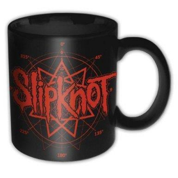 "<p>In stock and ready to ship at MorMusic</p><p>Seen it cheaper elsewhere? We'll aim to match or beat any like for like price!</p><div class=""details_item_name""> <h1>SLIPKNOT BOXED STANDARD MUG: LOGO</h1> </div> <div class=""details_item_description"">Slipknot 11oz (approx 320 mls) Boxed Standard Mug in Black ceramic and featuring the 'Slipknot Logo' design motif. Comes gift packaged in a co-ordinated box</div>"