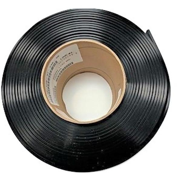 """8 1/2"""" Black, USDA, PVC Vertical Gasket"""