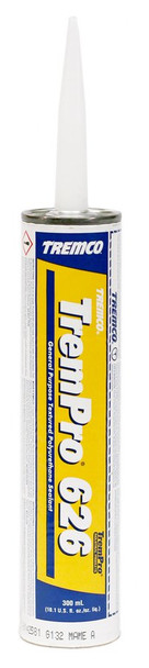 White, Polyurethane Caulk (30) Per Case