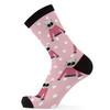 Digitally printed Bamboo Socks-Db005