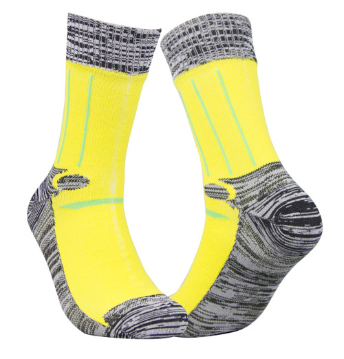Waterproof socks--Yellow
