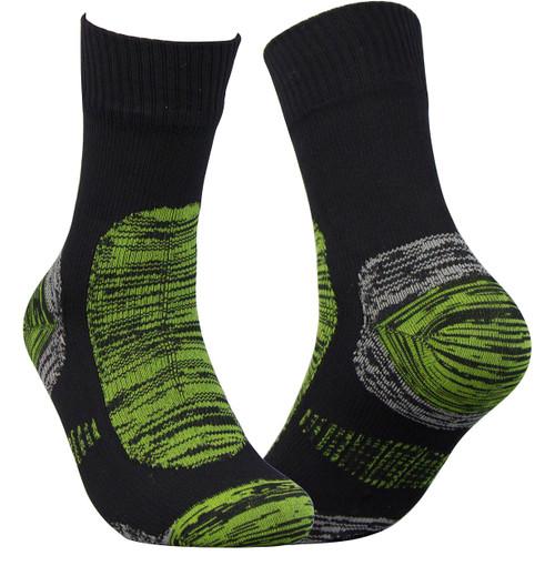 Waterproof socks--Green