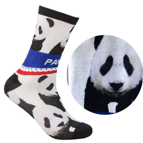 Bamboo socks -- Panda
