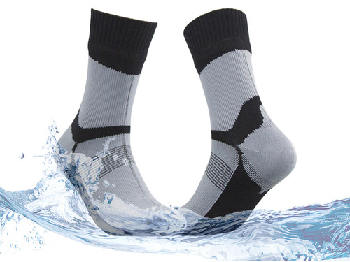 Waterproof socks - Grey