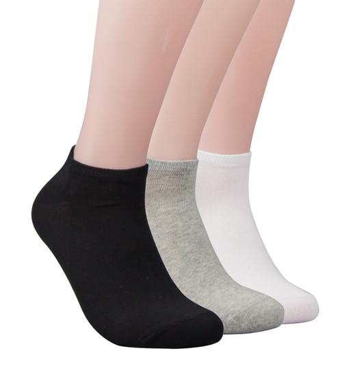Antibacterial MEN Sneaker Socks
