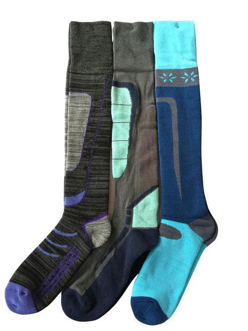 Ski Socks - NZ-025