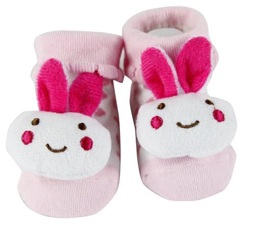 3D Cartoon Socks -Bunny