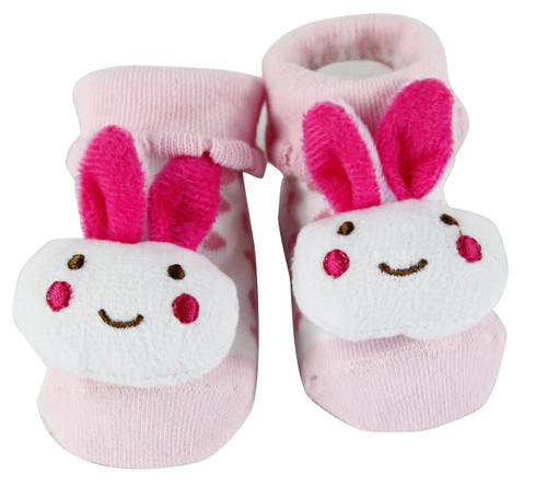 3D Cartoon Socks -Bunny