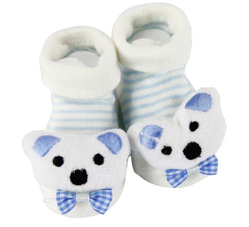 3D Cartoon Socks-Puppy